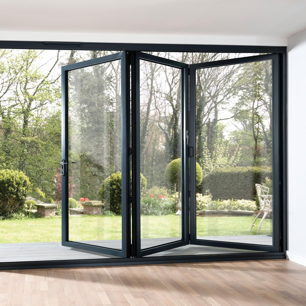aliuminio stiklo balustradų sistemos